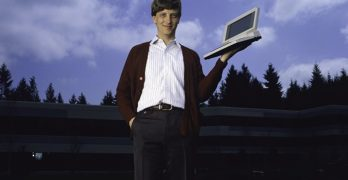 21 Weird Things We've Learned About Bill Gates